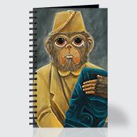 Thrift Store Find - Journal - Front