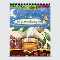 The Year of Living Well - Calendar - Cover