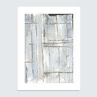 The Gated Door I - Art Print