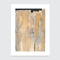 The Gated Door II - Art Print
