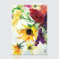 Wild Flowers - Greeting Cards