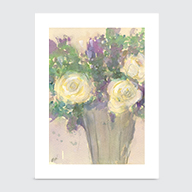 Floral Moment - Art Print