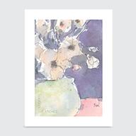 Floral Still Life - Art Print