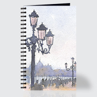 Grand Canal View - Journal - Front