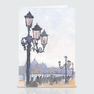 Grand Canal View - Greeting Cards