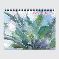 Garden Collection by Samuel Dixon - Calendar - Cover