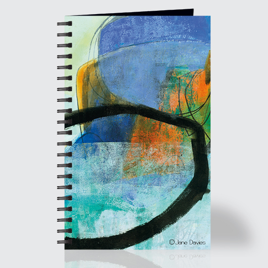 Davies 8-100 - Journal - Front