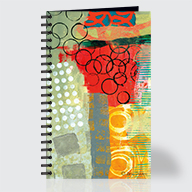 Pattern Study #3 - Journal - Front