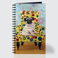 Pug - Journal - Front
