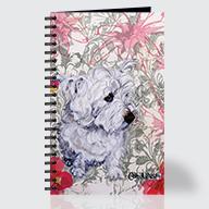 Westie Garden - Journal - Front