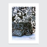 French Bulldog - Art Print