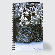 French Bulldog - Journal - Front