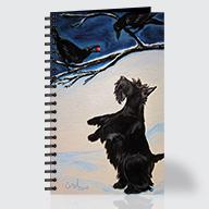 Scottie Crows - Journal - Front