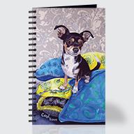 MinPin Chihuahua - Journal - Front