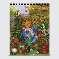 Magical Moments by Carol Lawson - Calendar - Cover