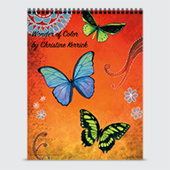 Wonder of Color by Christine Kerrick - Calendar - Cover